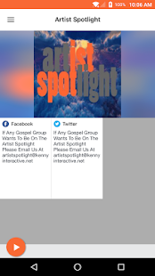 Artist Spotlight - náhled