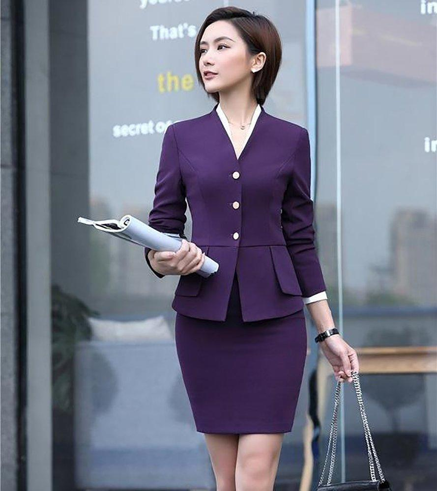 Image result for Lady in office dress