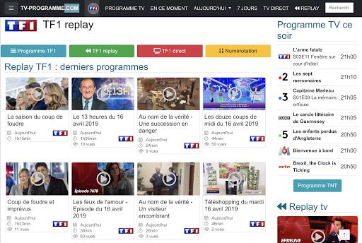 Programme TV 3.0 screenshots 14