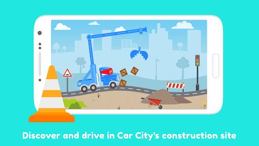 Carl the Super Truck Roadworks: Dig, Drill & Build 1.4.3 {cheat|hack|gameplay|apk mod|resources generator} 1