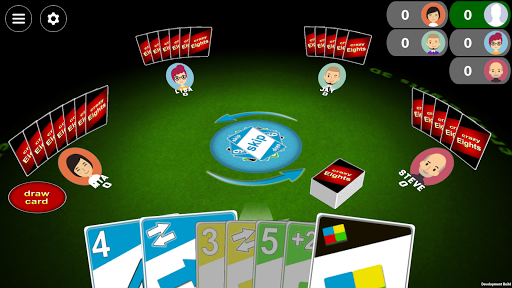 Crazy Eights 3D modavailable screenshots 1