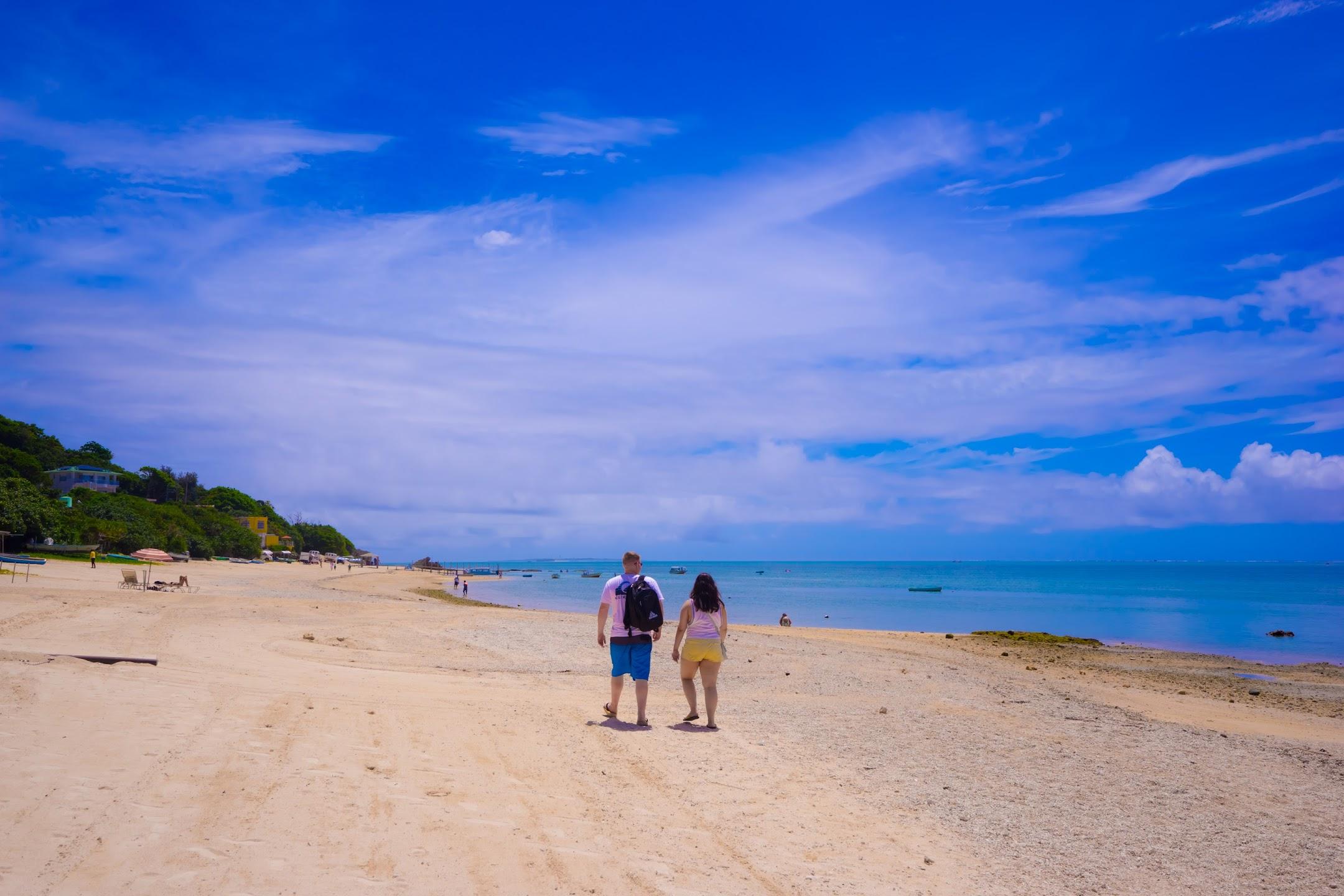 沖縄 新原ビーチ6