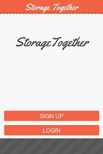 Storage Together Early Adopter- screenshot thumbnail