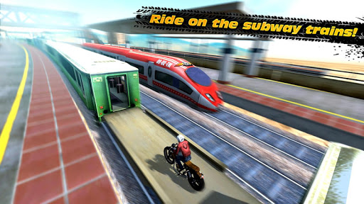 Subway Rider - Train Rush 2.6 screenshots 4