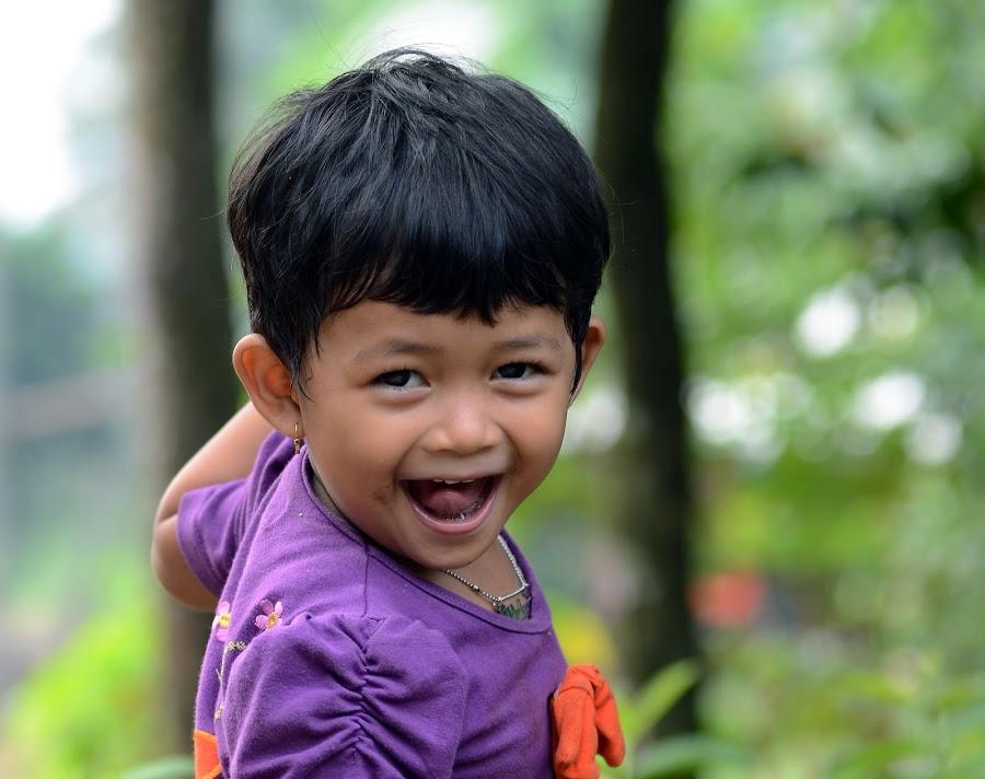 smile by Girdan Nasution - Babies & Children Child Portraits ( #baby #smile )