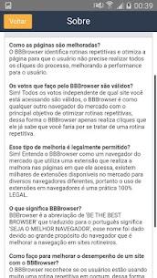 BBBrowser Apk Paid- Vote mais rapidamente! 3