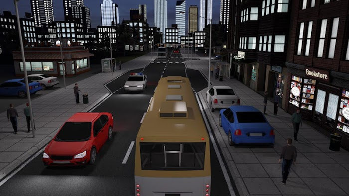 Bus Simulator PRO 2016- screenshot