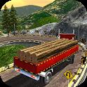 Offroad Cargo Truck Transport Driving Simulator 17 icon