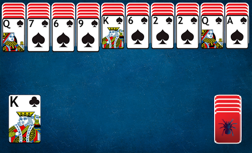 Spider Solitaire Classic 2.5.3 screenshots 12