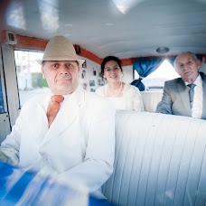 Wedding photographer Matias Calvo (calvo). Photo of 01.07.2015