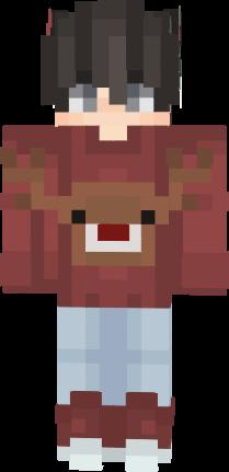 Christmas Boy Nova Skin