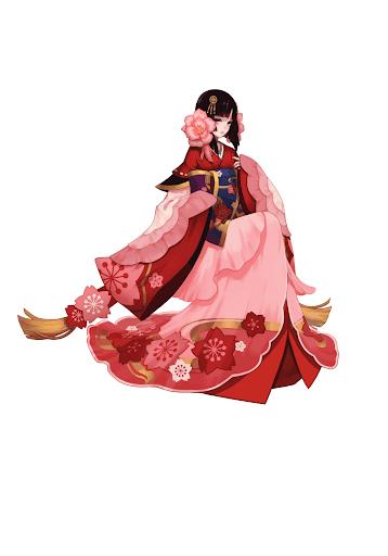 桜の精覚醒前