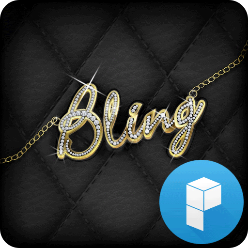Bling Bling Launcher Theme 個人化 App LOGO-APP試玩