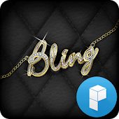 Bling Bling Launcher Theme