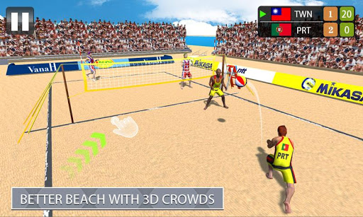 Volleyball Manager - Ultimate Volleyball Game 1.0 androidappsheaven.com 1