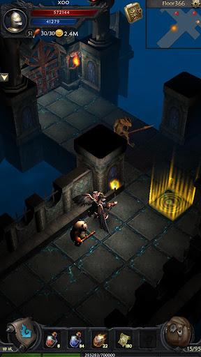 Ever Dungeon : Hunter King - Endless Darkness screenshots 6
