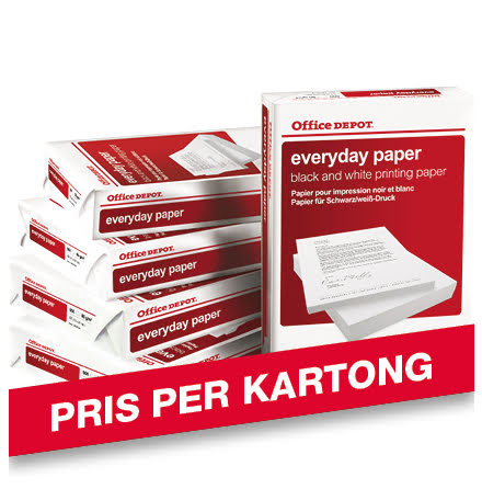 Papper OD Everyday A4H 5x500kt