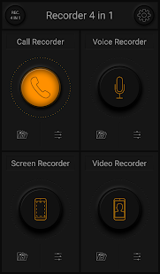 Recorder 4 in 1 PRO Screenshot