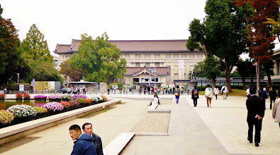 Photo: Outstanding Museum (Tokyo National Museum, next to Ueno Park)