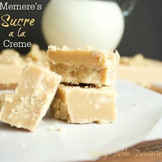 {Memere'S} Sure a La Creme Recipe