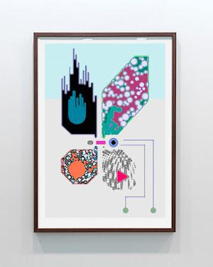gary colin, papillon, série Insectes