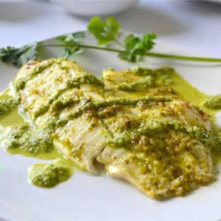 Baked Spicy Cilantro-Lime Tilapia