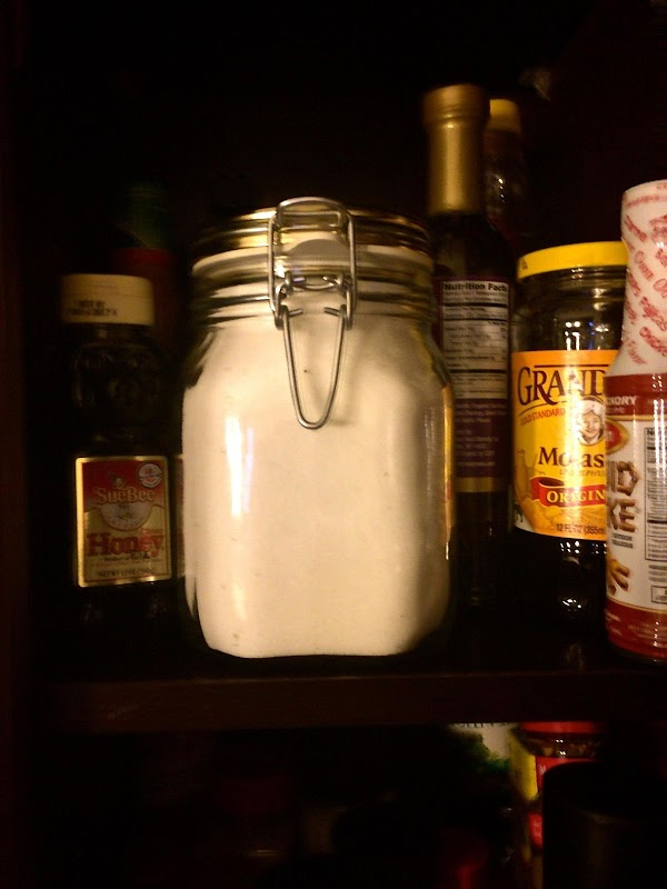 Let the vanilla sugar age for approximately 2 weeks in a cool dark place,...