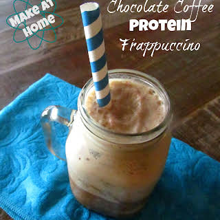 Chocolate Coffee Protein.