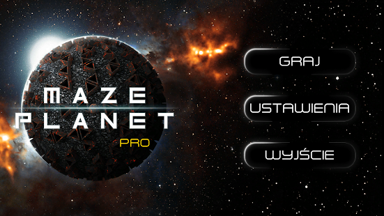 Maze Planet 3D Pro Screenshot