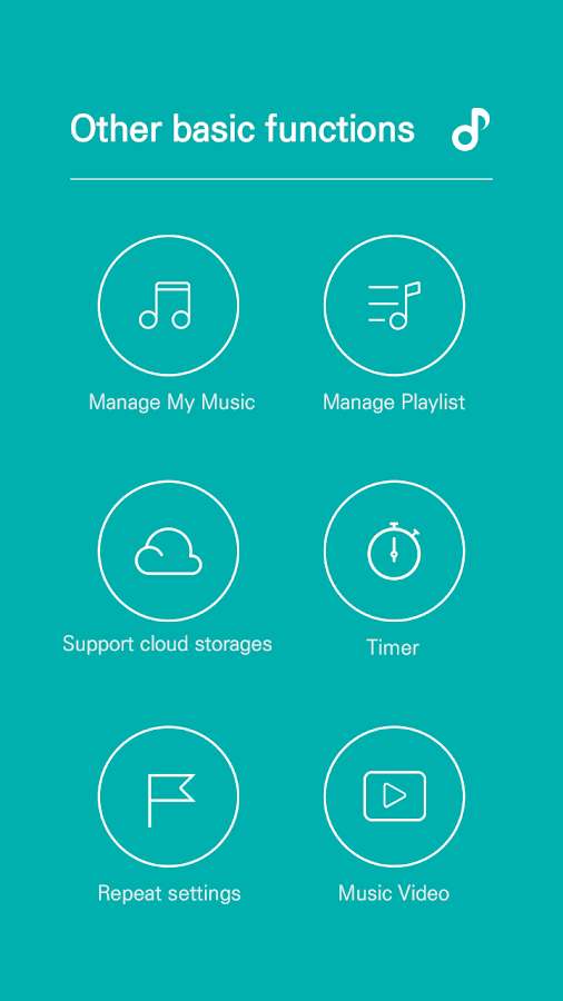 GOM Audio - Music, Sync lyrics, Podcast, Streaming- screenshot
