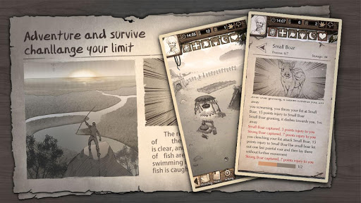 Survival: Man vs. Wild - Island Escape filehippodl screenshot 18