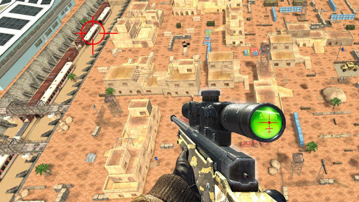 Screenshot for Modern Sniper in United States Play Store