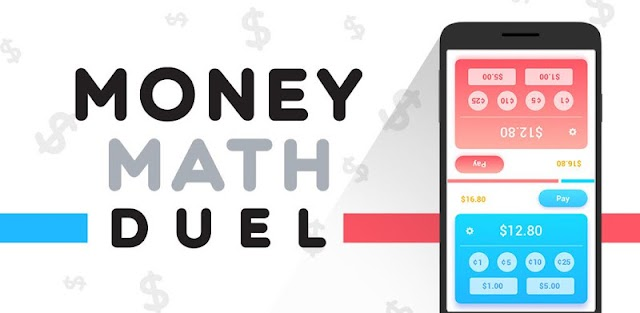 Money Math Duel - Two Player Currency Game