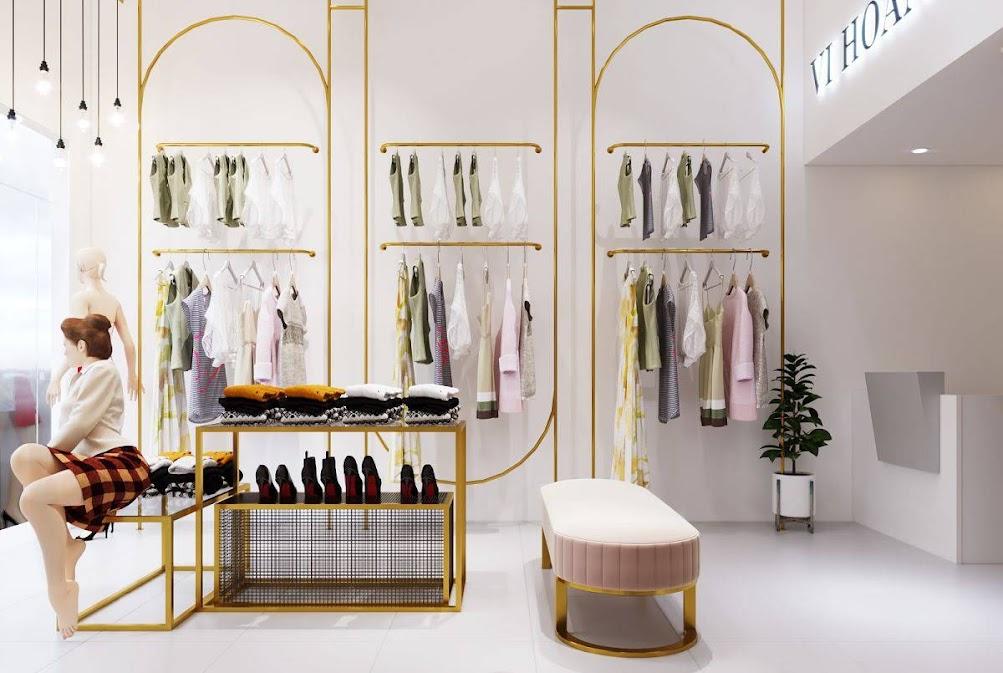 thiết kế shop thời trang nữ bạch mai 3
