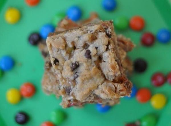 Salted Caramel M&m Bars Recipe