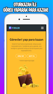 Download OturKazan - Görev Yap Para Kazan For PC Windows and Mac apk screenshot 1