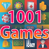 1001 Games : All In 1 Games icon