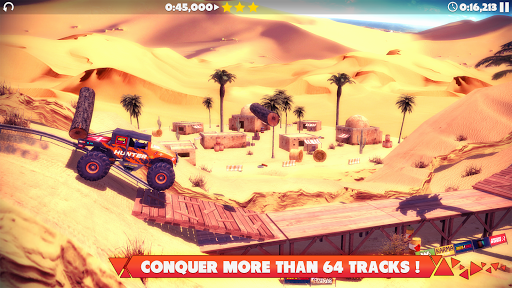 Offroad Legends 2 - Monster Truck Trials  captures d'écran 1