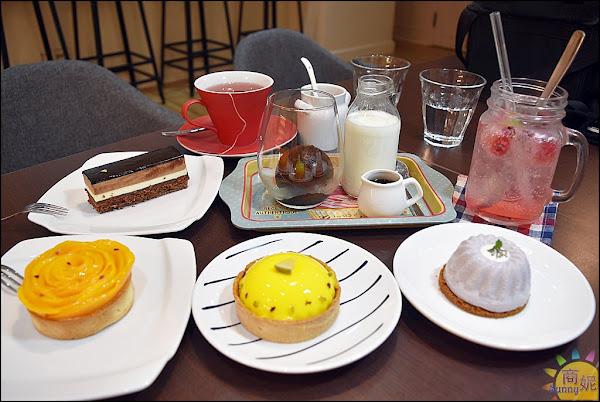 A B 法國人的甜點店 - Atelier Baulois