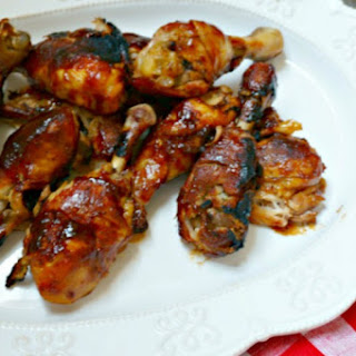Easy Slow Cooker BBQ Drumsticks