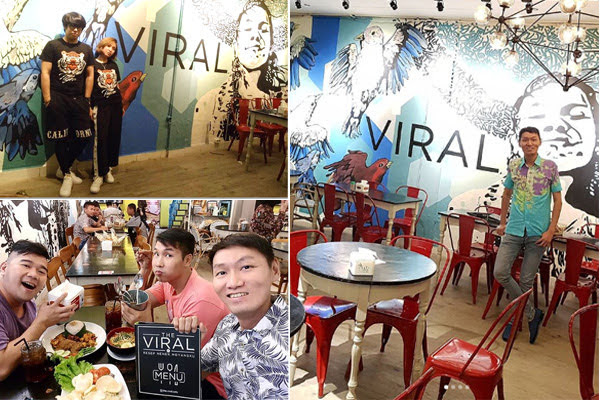The Viral Cafe Medan
