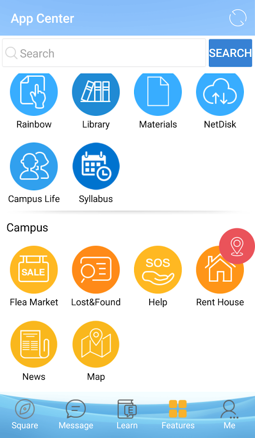 Smart Campus- screenshot