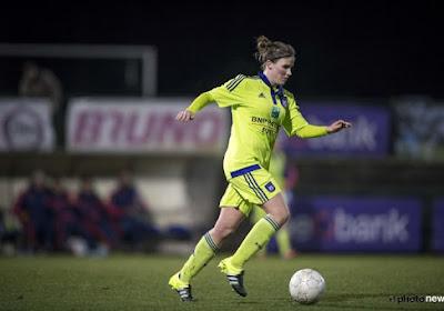 Marlies Verbruggen wil met Anderlecht nu toch wel de titel pakken