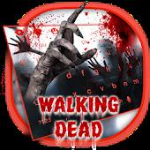 Tải 3D Live Walking Dead Zombie Keyboard APK