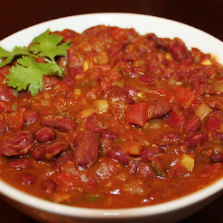How to Make Rajma Dal (Red Kidney Bean Curry).