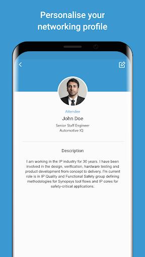 Screenshots des Shared Services Network 7