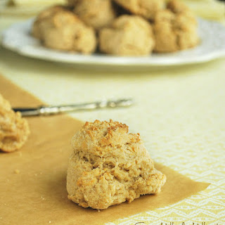 Easy Whole Wheat Drop Biscuits (Ready in About 20 Minutes!) Recipe