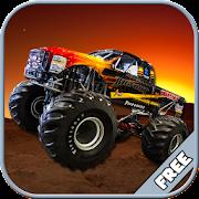 Monster Jumping Truck - Racing