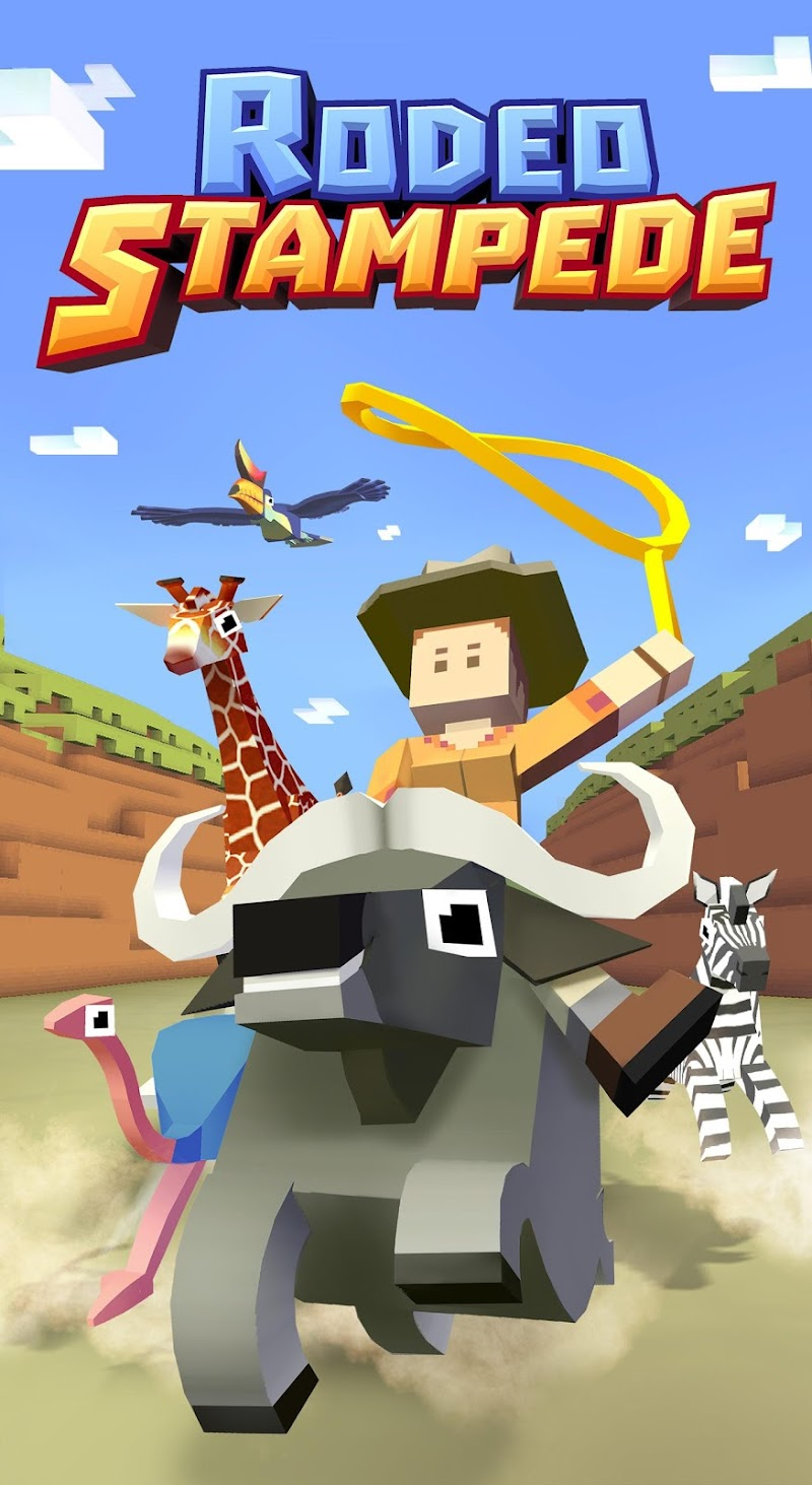 Rodeo Stampede:Sky Zoo Safari Screenshot 14