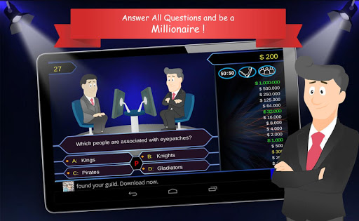 Millionaire Quiz Game 2015|玩益智App免費|玩APPs